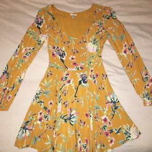 Urban outfitters Ecote babydoll dress